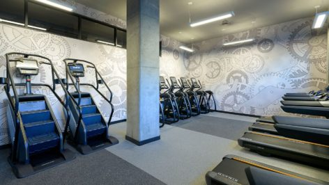 Fitness Center At The Standard Raleigh